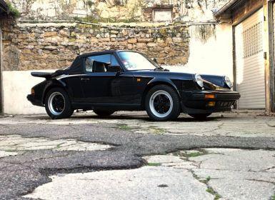 Vente Porsche 911 3.2 cabriolet CARRERA Occasion