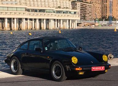 Vente Porsche 911 3.2 G50 – Française -peinture neuve-historique complet Occasion