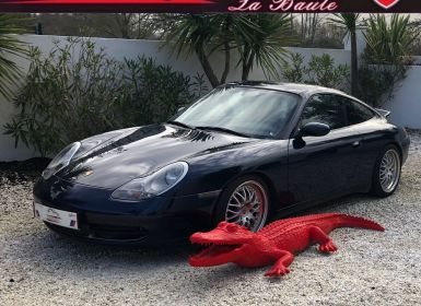 Vente Porsche 911 3.4i 996 CARRERA BOITE MECA 2 Occasion