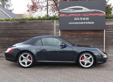 Vente Porsche 911 3.6cc -leder -navigatie -sportuitlaat -bose -pasm- Occasion