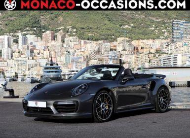 Vente Porsche 911 3.8 580ch Turbo S PDK Occasion