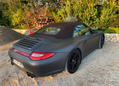 Vente Porsche 911 4S cabriolet 385ch Occasion