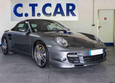 Vente Porsche 911 911-997 Turbo Cabrio ceramik 2.hand Occasion