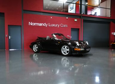 Vente Porsche 911 (964) Cabriolet Carrera 2 Turbo Look Occasion
