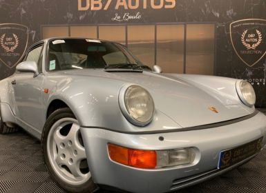 Voiture Porsche 911 964 Coupe Carrera 4 30TH Anniversaire Occasion
