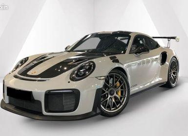 Porsche 911 (991) (2) 3.8 700 ch gt2 rs full options crai 1 main tva pack weissach Occasion