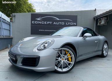Porsche 911 (991) (2) cabriolet 3.0 l 420 ch carrera s pdk full options 1 main etat neuf pccb ...
