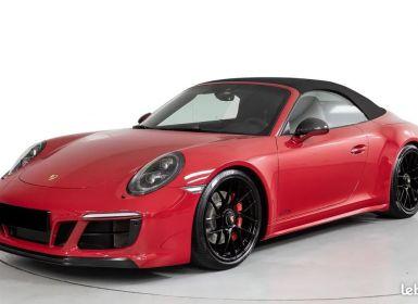 Vente Porsche 911 (991) (2) cabriolet 3.0 l 450 ch carrera gts pdk 1 main etat neuf Occasion