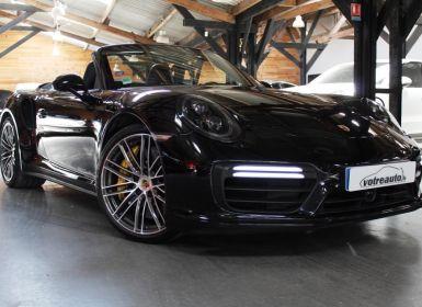 Vente Porsche 911 (991) (2) CABRIOLET 3.8 580 TURBO S Occasion