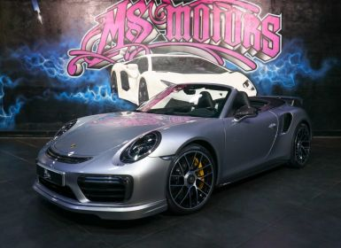 Achat Porsche 911 (991) (2) CABRIOLET 3.8 580 TURBO S TECHART Occasion