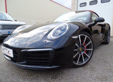Porsche 911 991 2S Cabriolet MK2 420ps PDK/ VNeuve 149.000e XLF Chrono BOSE S.Sports + ventiles ..... Occasion