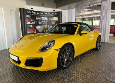 Vente Porsche 911 (991) 3.0 370CH Occasion