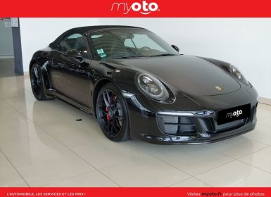 Vente Porsche 911 (991) 3.0 450CH 4 GTS PDK Occasion