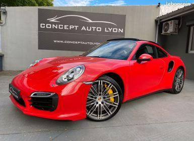 Achat Porsche 911 (991) 3.8 560 ch turbo s 1 main full options etat neuf tva recup Occasion