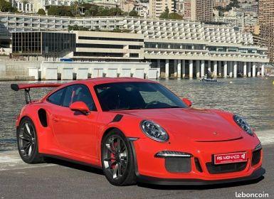Vente Porsche 911 991 4.0 500 GT3 RS – 16.500 kms Occasion