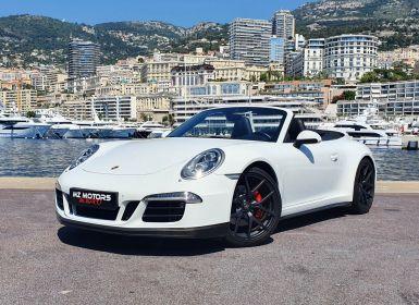 Vente Porsche 911 991 4S CABRIOLET 430 CV POWERKIT X51 CARBONE Occasion