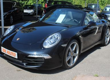 Porsche 911 (991) CABRIOLET 3.4 350 CARRERA BLACK EDITION PDK Occasion