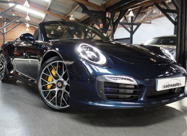 Achat Porsche 911 (991) CABRIOLET 3.8 560 TURBO S Occasion