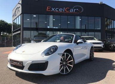Vente Porsche 911 991 CABRIOLET CARRERA S 3.0L TURBO 420 PDK Occasion