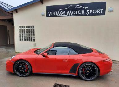 Vente Porsche 911 991 Carrera 4S  Occasion