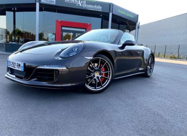 Vente Porsche 911 991 CARRERA 4S CABRIOLET 3.8I 400 PDK Occasion