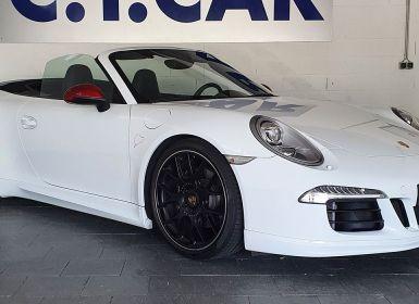 Vente Porsche 911 991 CARRERA CABRIOLET Occasion