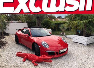 Porsche 911 991 carrera gts 3.8i 430 bv pdk 8 Occasion