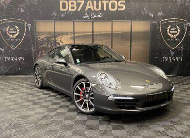 Vente Porsche 911 991 CARRERA S 3.8 400 PDK Occasion