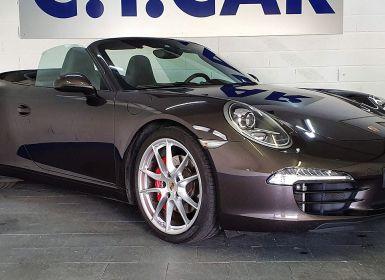Vente Porsche 911 991 CARRERA S CABRIOLET Occasion