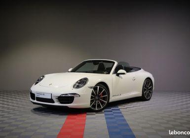 Vente Porsche 911 (991) Carrera S Cabriolet Occasion