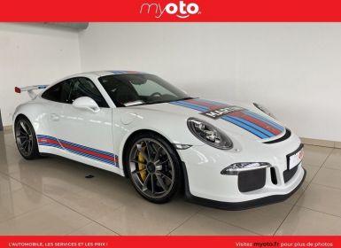 Vente Porsche 911 (991) GT3 Occasion