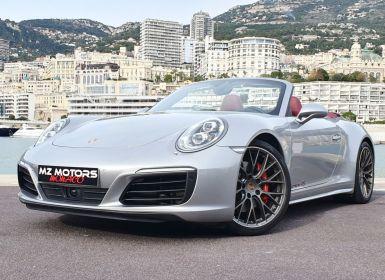 Vente Porsche 911 991 II CABRIOLET 3.0 420 CARRERA 4S PDK Occasion