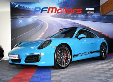 Vente Porsche 911 991 Phase 2 Carrera S PDK 3.0 Turbo 420 GPS BOSE Caméra PDLS Pack Chrono TO Echappement Sport JA 20 Occasion