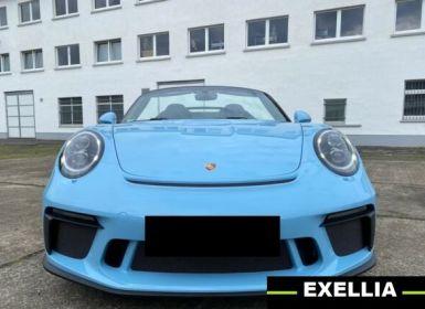 Vente Porsche 911 991 SPEEDSTER Occasion