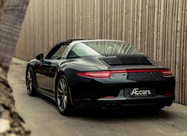 Vente Porsche 911 991 TARGA 4 GTS 3.8 - BELGIAN - 1 OWNER Occasion