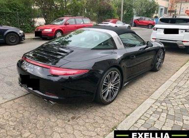 Achat Porsche 911 991 Targa 4S Occasion