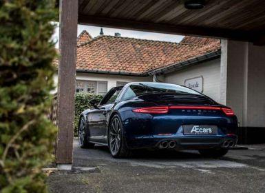 Vente Porsche 911 991 TARGA 4S PDK - SPORT CHRONO - BOSE Occasion