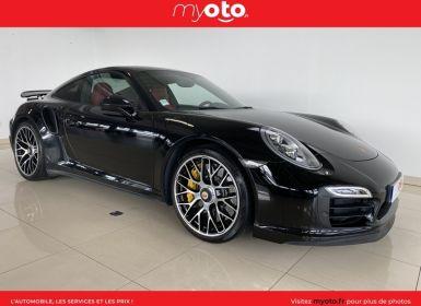 Vente Porsche 911 (991) TURBO S Occasion