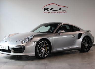 Vente Porsche 911 991 TURBO S Occasion