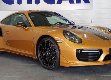 Achat Porsche 911 991 TURBO S EXCLUSIVE SérieS Occasion