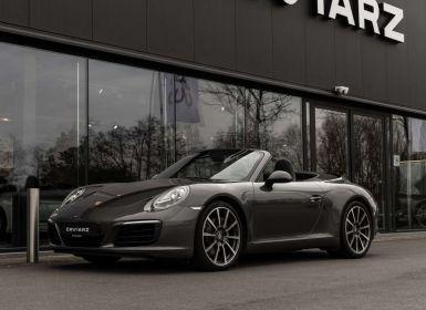 Vente Porsche 911 991.2 CABRIO - SPORTCHRONO - SPORTUITLAAT - LEDER - PASM Occasion