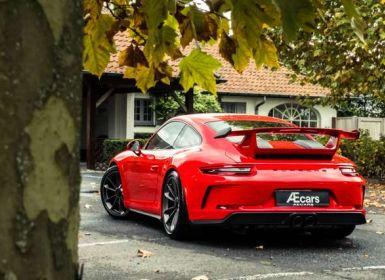 Porsche 911 991.2 GT3 - CLUBSPORT - MANUAL - 1 OWNER