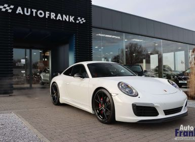 Vente Porsche 911 991.2 - S - TECHART KIT - KUIPSTOEL CARBON - UNIEK Occasion