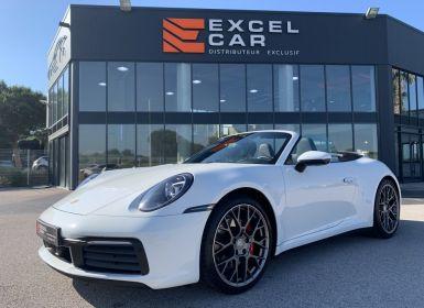 Porsche 911 992 CABRIOLET CARRERA 4S 450 PDK Occasion
