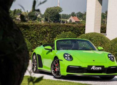 Porsche 911 992 CARRERA 4S - LIZARD GREEN - 1 OWNER - FULL