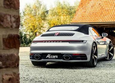 Vente Porsche 911 992 CARRERA S CABRIO - LED MATRIX - BOSE Occasion