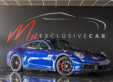 Porsche 911 992 Carrera S PDK8 - 1.148€/mois - Toit Ouvrant Vitré, Pack Chrono, échapp Sport, Sono BOSE, Régul. Adaptatif, ... - Révisée 07/2021 Occasion