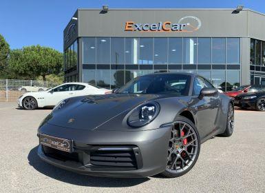 Acheter Porsche 911 992 COUPE 3.0 L 450 CH CARRERA 4S PDK8 Occasion