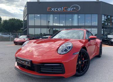 Voiture Porsche 911 992 COUPE 3.0 L 450 CH CARRERA S PDK8 Occasion