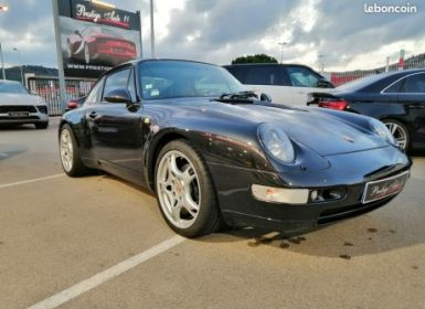 Vente Porsche 911 993 Carrera 286 Cv TO cuir GPS xénon Occasion